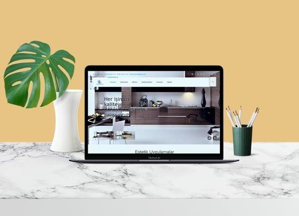 Eriş Mermer Web Sitesi
