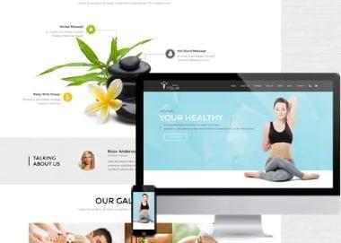 Güzellik Salonu Web Tasarım
