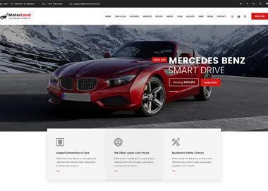 Oto Galeri Web Tasarım