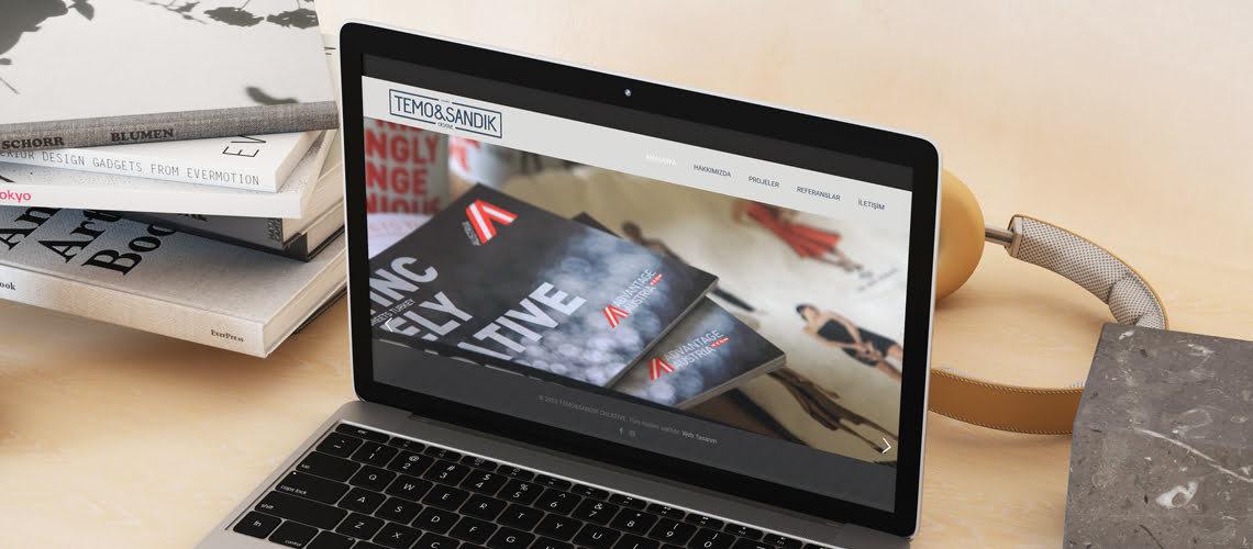 Temo Sandık Web Sitesi