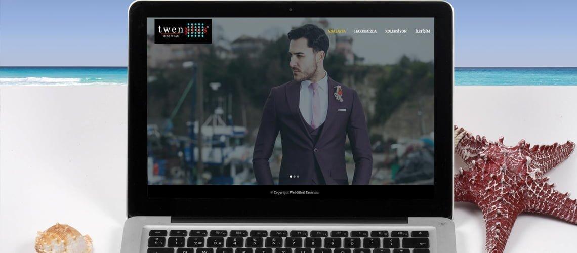 Twenplus Web Sitesi Tasarımı